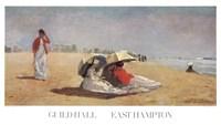 East Hampton Beach Fine Art Print
