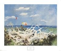 Seacastle Fine Art Print