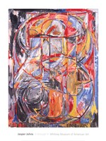 Artwork by Jasper Johns