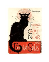 Tournee du Chat Noir by Theophile-Alexandre Steinlen - various sizes