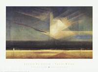 Vogel - Wolke Fine Art Print
