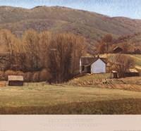 Springtime in Peterson Fine Art Print