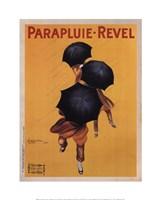 """Parapluie Revel by Leonetto Cappiello - 11"""" x 14"""""""