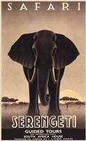 Serengeti Fine Art Print
