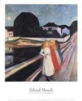 Artwork by Edvard Munch