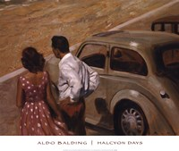 "Halcyon Days by Aldo Balding - 24"" x 20"""