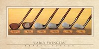 Early Swingers Fine Art Print