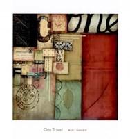 One Travel Fine Art Print