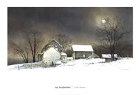 "38"" x 26"" Winter Pictures"