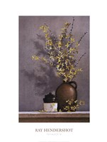 Forsythia Fine Art Print