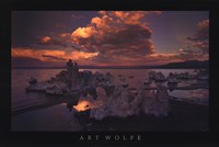 Tufas in Mono Lake, California Fine Art Print