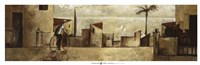 "Promenade by Didier Lourenco - 52"" x 17"""