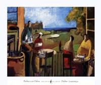 """Bolsa con Palos by Didier Lourenco - 23"""" x 20"""""""