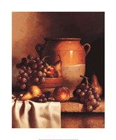 Confit Jar with Bowl Fine Art Print