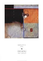 Simplicity II Fine Art Print