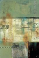 Fragmentaciones Fine Art Print