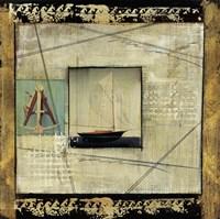 Navigations I Fine Art Print