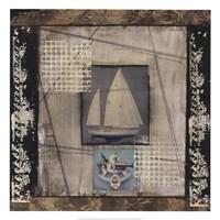 Navigations II Fine Art Print