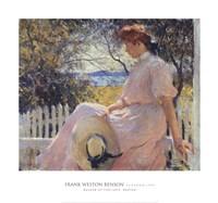 Eleanor, c.1907 Framed Print