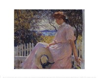 Artwork by Frank Weston Benson