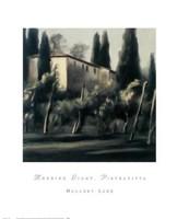 Morning Light, Pietrafitta Fine Art Print