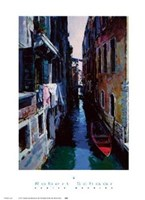 Venice Morning Fine Art Print