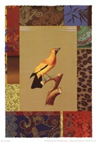 Yellow Jungle Bird Fine Art Print