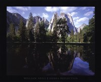 Sierra Reflections Fine Art Print