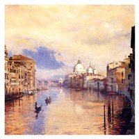 The Grand Canal Fine Art Print
