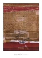 "Voyage I by Alec Parker - 26"" x 36"""