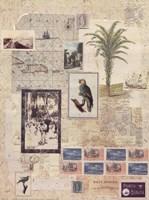 "Porto Havana I by Miles Graff - 18"" x 24"""