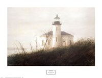 Fog at Bandon (Detail) Fine Art Print