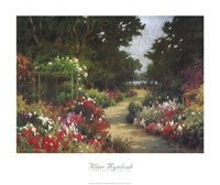 Summer Stroll Fine Art Print