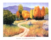 October Afternoon Fine Art Print