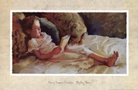 Reading Time Fine Art Print