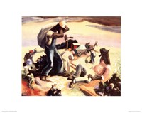 Cotton Pickers Fine Art Print