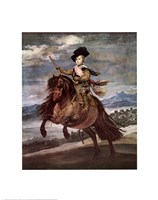 Prince Balthazar-Carlos on a Pony Fine Art Print