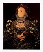 Queen Elizabeth I Fine Art Print