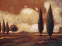 "Poplar Meadow II by John Singer Sargent - 32"" x 24"""
