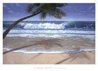 Summer Shade Fine Art Print