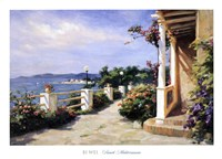 French Mediterranean Fine Art Print