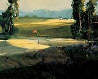 The 1st Tee Fine Art Print