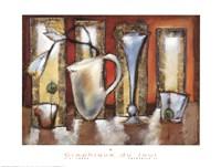 Cocktails II Fine Art Print