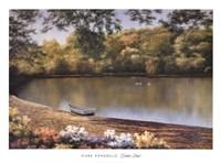"""Golden Pond by Diane Romanello - 38"""" x 28"""""""