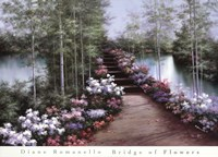 Bridge of Flowers Fine Art Print