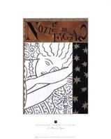 Le Nozze di Figaro Fine Art Print
