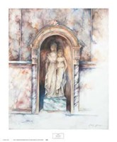 Two Sisters Fine Art Print