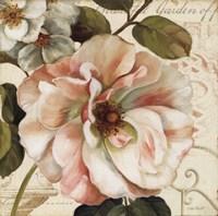 Les Jardin II Fine Art Print