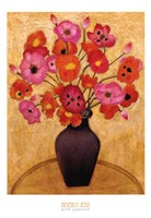 "Pink Passion by Beverly Jean - 26"" x 38"" - $32.49"