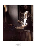 Artwork by Johannes Vermeer
